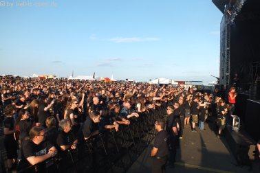 Fans bei ATLANTEAN KODEX