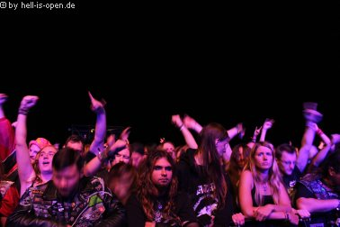 Fans bei ENTOMBED A.D.