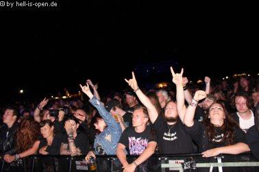 Fans bei MARDUK