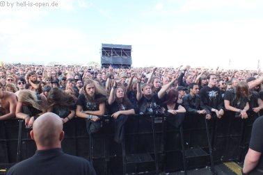 Fans bei KAMPFAR