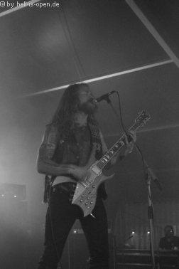 BÖLZER die 2-Mann Death Metal Band aus der Schweiz rocken die Undergroundstage
