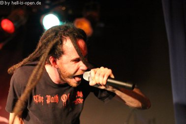 Sänger Marco von Eraserhead aus Limburg