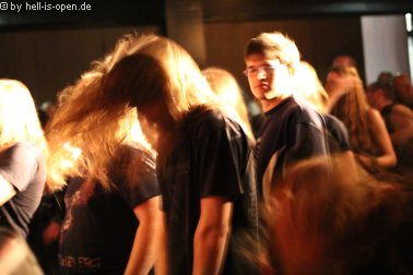 Fans bei Eraserhead