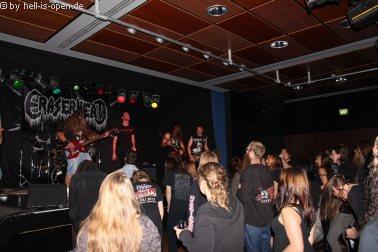 Eraserhead und Fans