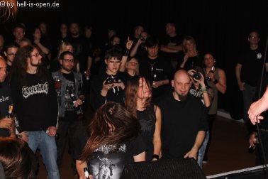 Fans bei Revel in Flesh