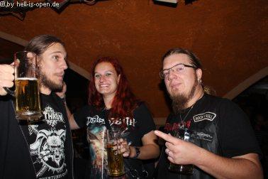 Aftershowparty: HIO und Freunde
