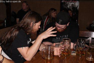 Aftershowparty: Schwedisch Deutsche Gespräche