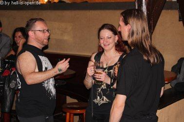 Aftershowparty: HIO Freunde