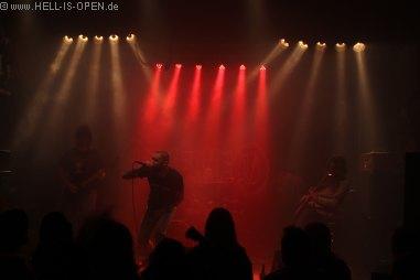 Bronson A.D. mit Hardcore / Thrash Metal aus Limburg machen heute den Opener