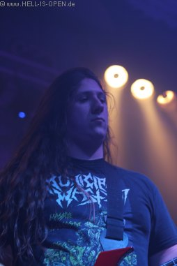 Eraserhead Bassist Chris