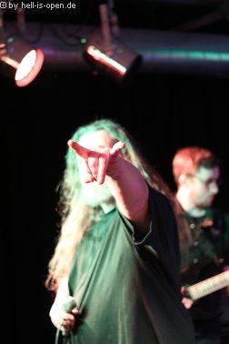 Tridentifer mit Death Metal aus Kaiserslautern machen den Anfang