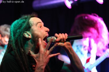 Sänger Marco von Eraserhead