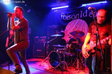 Deathjocks mit Hardcorepunk aus Schweinfurt