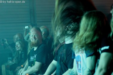 Fans bei Illdisposed