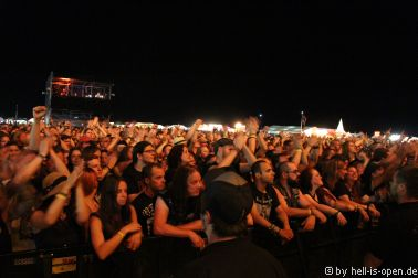 Fans bei Primordial
