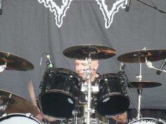 Soulburn Drummer Bob Bagchus