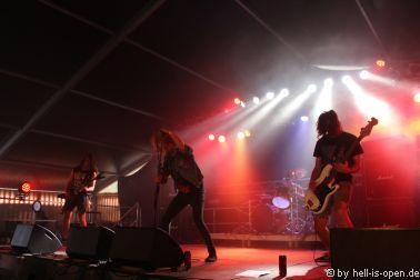 Deathrite mit old school Death Metal aus Deutschland