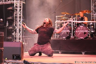 Kataklysm @ Party.San 2015