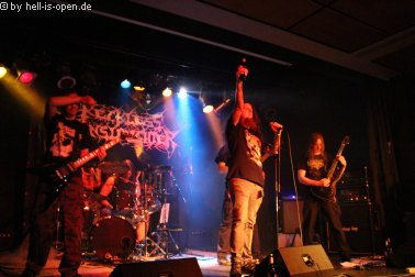 Der Opener aus dem Ruhrpott Reckless Manslaughter