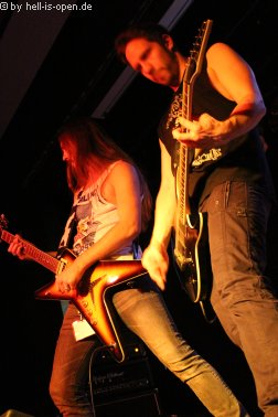 Eraserhead Phil und Nico