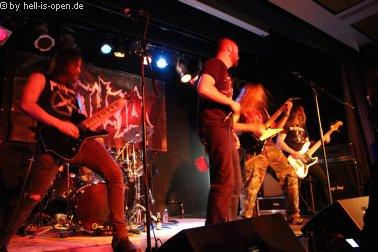 Wound mit crustigem Death Metal aus Wiesbaden