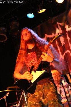 Wound Gitarrist Flo