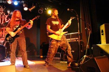 Obscure Infinity mit old school Death Metal aus dem Westerwald