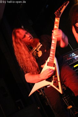 Obscure Infinity Gitarrist Stefan