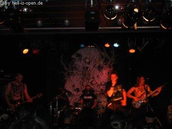 Massive Aussault mit D-Beat infected Death Metal aus den Niederlanden