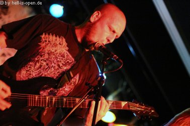 Torture Killer Gitarrist und Bandkopf Jari Laine
