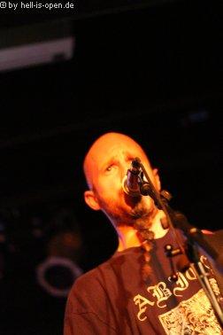 Torture Killer Gitarrist Tuomas Karppinen