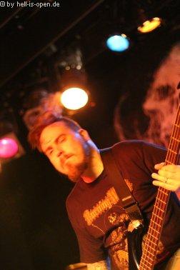 Torture Killer Bassist Kim Torniainen