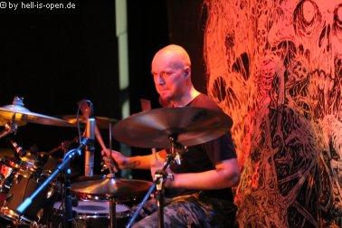 Torture Killer Drummer Tuomo Latvala