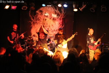 Torture Killer Groove Death Metal aus Finnland