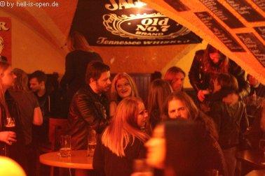 Aftershowparty im ATG Mainz viele sind gekommen