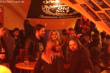 Aftershowparty im ATG Mainz viel Spaß im Rock Keller