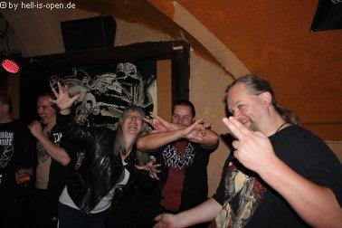 Aftershowparty im ATG Mainz auch ein paar Jungs aus Kaiserslautern und Otterbach 02:16 Uhr