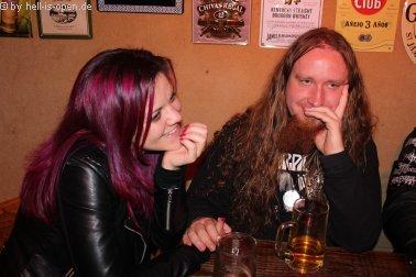 Aftershowparty im ATG Mainz Obscure Infinity und Supporter 02:21 Uhr