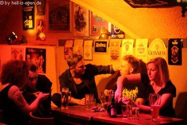 Aftershowparty im ATG Mainz 03:37 Uhr