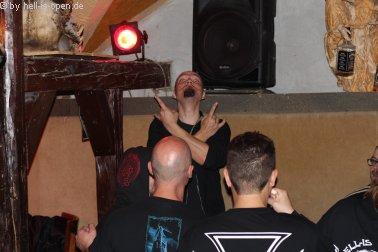 Aftershowparty im ATG Mainz Torture Killer und HIO Crew 03:38 Uhr