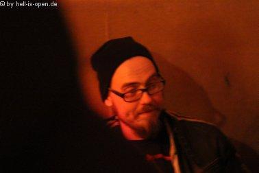 Aftershowparty im ATG Mainz Torture Killer 03:40 Uhr