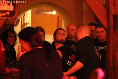 Aftershowparty im ATG Mainz Torture Killer und HIO Crew 04:06 Uhr