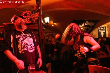 Aftershow-Party 04:05 Uhr