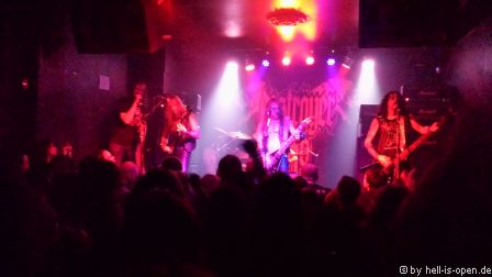 Deströyer 666 als Headliner am Samstag