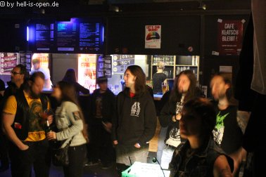 Fans bei Deathronation