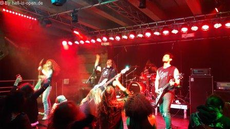 Deathstorm mit Thrash Metal aus Österreich