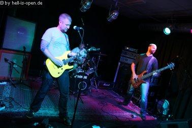 Laserblast mit Stonerrock aus Wiesbaden