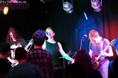 Wasted Lights mit Doom Rock aus dem Raum Bingen