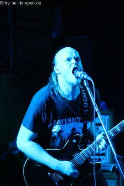 rhythmic ceremonial ritual Black Metal aus Leipzig