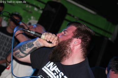 Ancst Blackened Crust aus Berlin